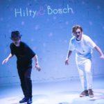 【グッと地球便】Hilty&Bosch(YOU&ZIN)のプロフィールや師匠は誰?チケットの購入方法は?